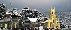 Shimla Short Escape by Cab