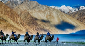 Exotic Leh with Nubra Valley