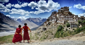 Trip to Spiti  Valley via Manali