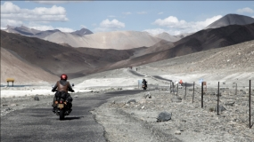 Expedition to Ladakh