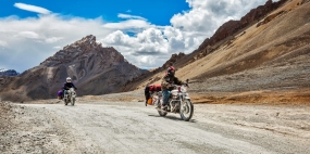 A glimpse of Tribal Circuit Bike Expedition